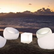 Кресло с подсветкой