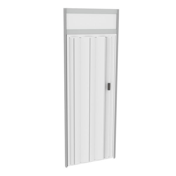 Аренда одностворчатой двери-гармошки